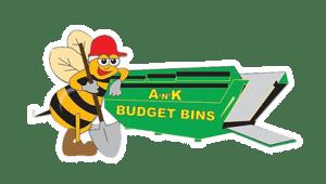 A'n'K Budget Bins Logo