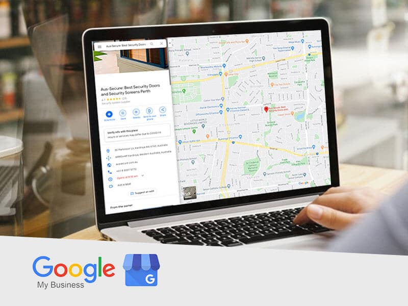 Google My Business Marketing Perth